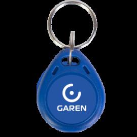 CONTROLE DE ACESSO GAREN CHAVEIRO RFID