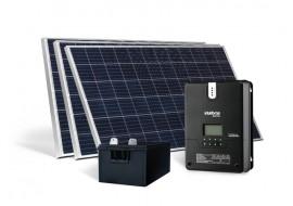 ENERGIA SOLAR INTELBRAS GERADORES SOLARES OFF GRID 0,59 KW/DIA ATÉ 13,2 KW/DIA