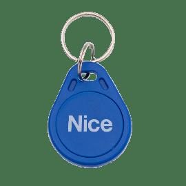 CONTROLE DE ACESSO NICE CHAVEIRO/TAG LINEAR