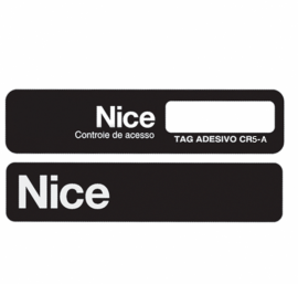CONTROLE DE ACESSO NICE TAG ETIQUETA CR5-A