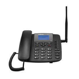 TELEFONES INTELBRAS CELULAR FIXO CF 6031